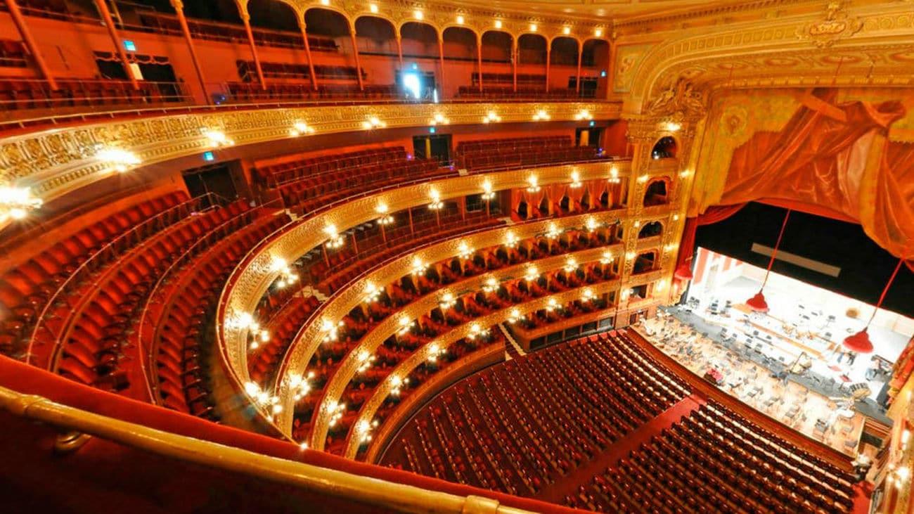 historia del teatro moderno
