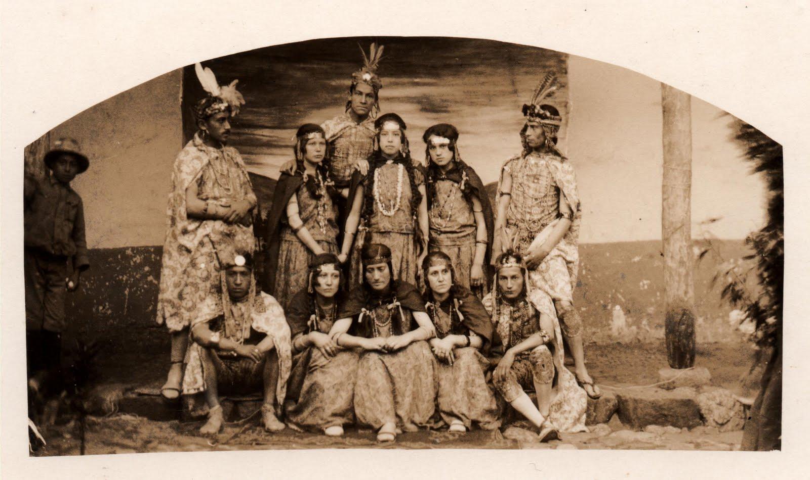 Historia del Teatro en el Perú