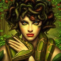 Descubre todo sobre Medusa, la diosa de la mitología griega