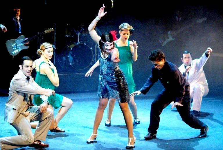 historia del teatro musical