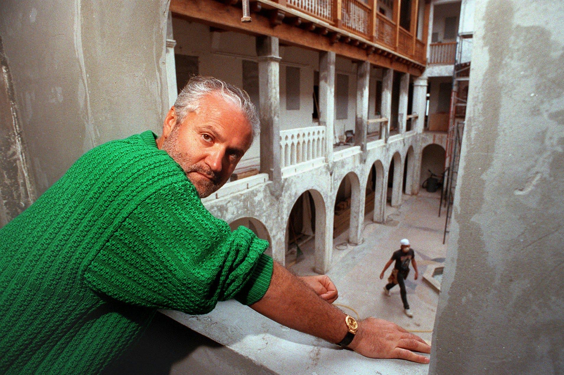 Historia de Gianni Versace