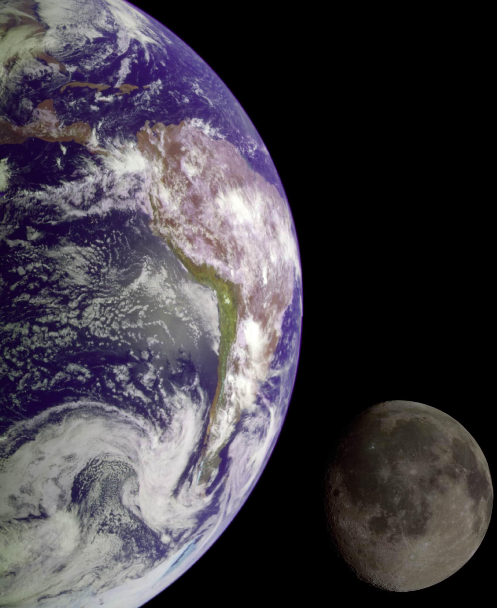 historia de la luna 10