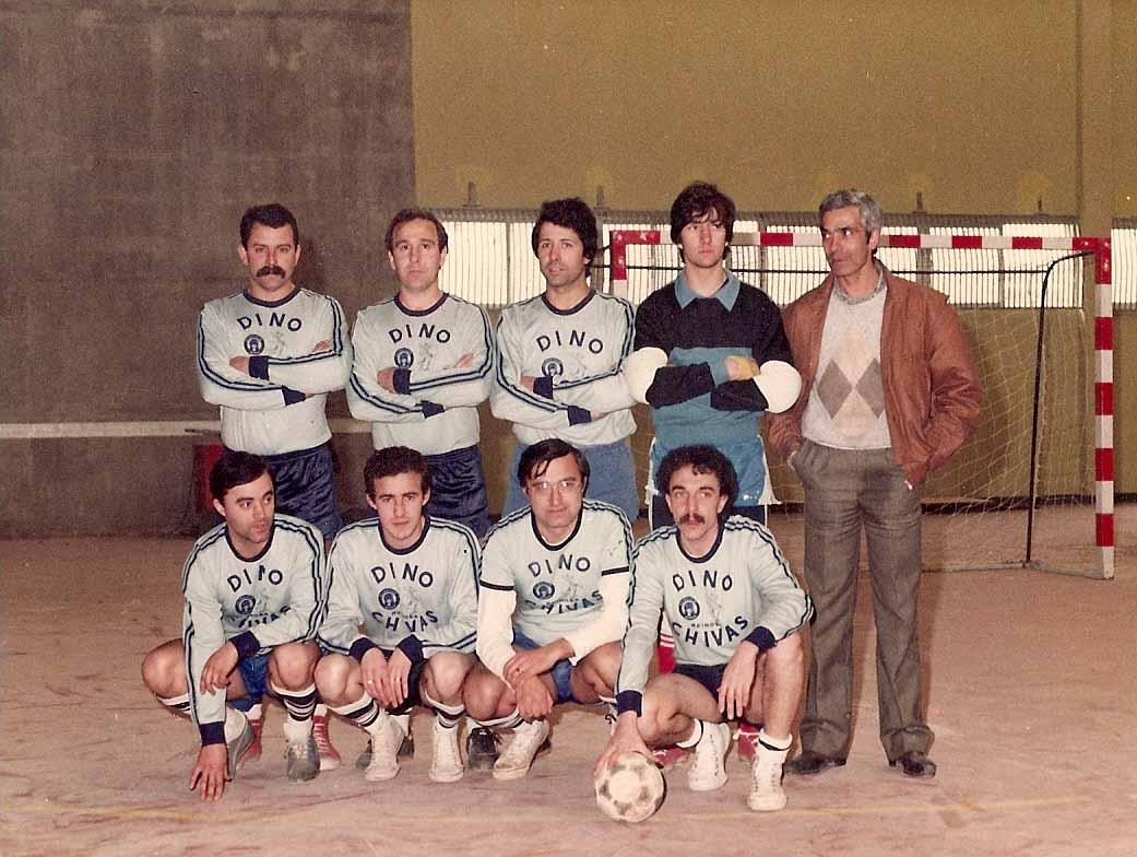 historia del futbol sala 2