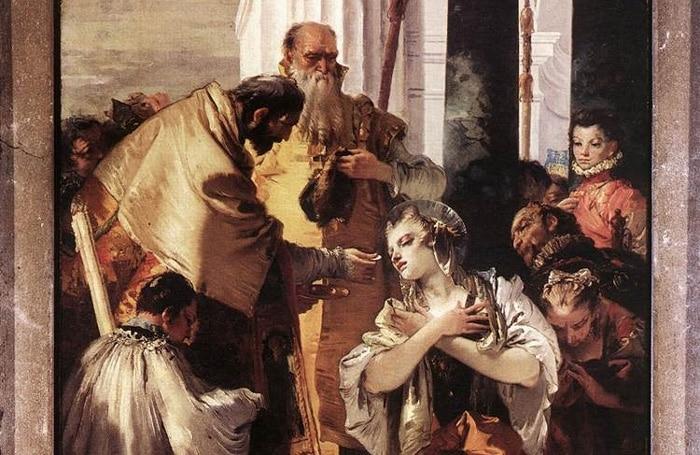 Historia de Santa Lucia